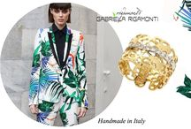 Spring 2015 / Get the look!! By Gabriela Rigamonti jewels