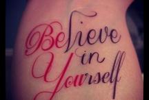 Tattoos / by Katie Borgwald