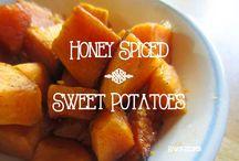 Paleo Sweet Potato Recipes