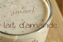 Jus et smoothies