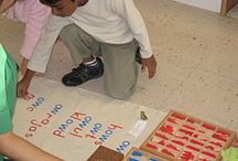 Montessori Materials / Images of Montessori Materials, from all around the world! / by Wilmington Montessori