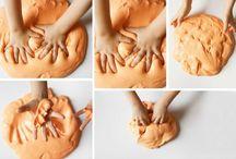 Activité : arts et patouilles // assistante maternelle / Activités enfant Thème : activités artistiques Montessori, Reggio, Steiner et Waldorf et autres pédagogies alternatives