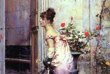 Boldini e impressionisti