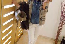 Casual fashion A/W