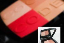 Makijaż / testy produktów, swatche