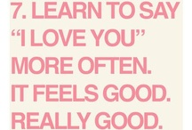 quotes / by Kelly Wolf