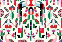 illustration / patterns / etc