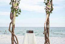 Wedding - altanka