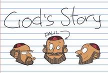 Life of Paul Sunday School Lesson