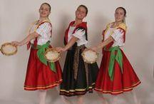 Costum tradițional italian