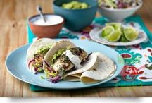 Mexican Inspired Recipes