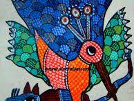 Gond Art from Madyha Predesh
