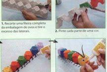 manualitats reciclades