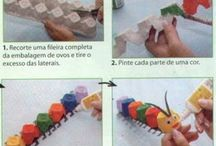 Manualidades para niños / by Vane Duarte