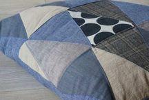 DIY - fabric / pillows, stuffed animals etc