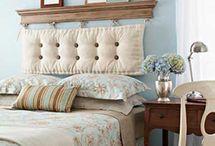 yatak başı tasarimlari