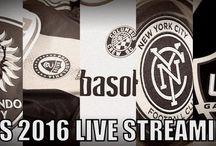 MLS Live Stream