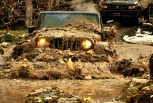Offroad Action / Is there anything better of getting dirty in good company?