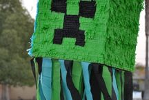Layla's Minecraft Party