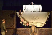 Domeniche in Famiglia / La storica rassegna per bambini e famiglie al Teatro Verdi di Padova e al Teatro Goldoni di Venezia; un'occasione per gustare insieme un po' di teatro.