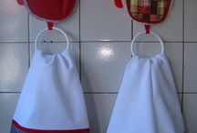 utěrky, ručníky