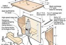 DIY wood tools