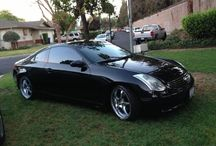 Used 2003 Infiniti G35 for Sale ($13,000) at San Jose, CA / Make:  Infiniti, Model:G35,Year: 2003,Body Style:  Coupe,Exterior Color: Black,Interior Color: Black,Doors: Two Door,Vehicle Condition: Excellent,Mileage:140,000 mi,Engine: 6 Cylinder,Transmission: Automatic,Fuel: Gasoline,Drivetrain: 2 wheel drive, Garage Kept, Non Smoking, Records/Receipts Kept, Well Maintained, Regular oil changes.     Contact: 408-966-0376    Car Id (57160)