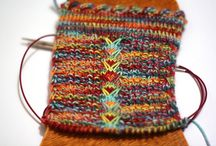 knitting & crochet / knitting and crochet projects / by Maggie Hugie