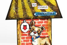 Crazy Dogs Cards