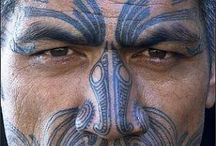 Maori,s - art - culture / by Carla Van Galen