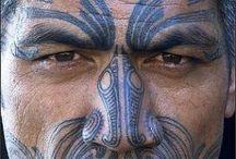 Maori,s - kunst/ cultuur / by Carla Van Galen