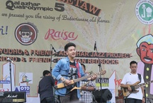 My guitar hero, Febrian Nindyo♡
