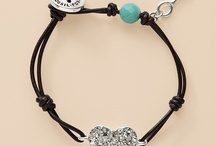 Jewelry Ideas / If you see any cool ideas for jewelry that I can make please post it here. / by Ana Munoz
