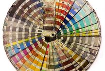 Inspiring Palettes / color schemes, color inspiration, color harmony