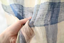 Textiles / Curtains, pillows, and rugs