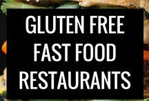 Restaurants with Gluten Free Menu