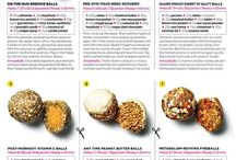 Fit protein ball