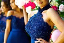 Bridesmaids dress ideas Roux wedding 2017