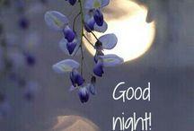 Good Morning/Night Posts