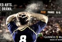 Guinness Rugby Shoot in Scotland / by Location Scotland
