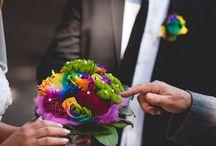 Menyasszonyi csokrok / Menyasszonyi csokor inspirációk / Wedding bouquet inspirations