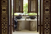 Home Decor Ideas from Asia / Wouldn't you love a little reminder of your travels in Asia. If I can't make my home in Cambodia full time, I certainly can dream with a few pins of inspiration. Ideas for bringing a little of Cambodia into my home.