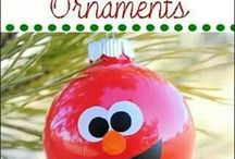 DYI Christmas Ornaments