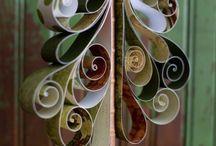 stromceky - dekoracne