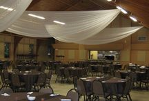 Shamrock Hall / Event Decor at Shamrock Hall! We Love our Venues!