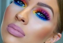 Make-up 80s