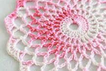 crochet doilies / by Mrs Stilly