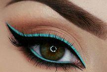 Kolor w makijażu