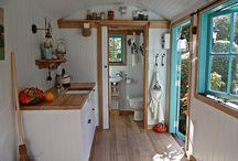 Shepherd huts