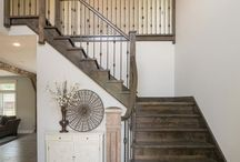 Staircase Landing - Ideas